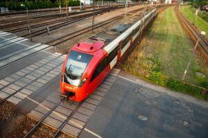 Mniej pociągów do Otwocka. Kolejarze zaczynają remonty