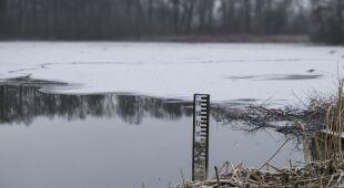 Sytuacja hydrologiczna na rzece Ślęza