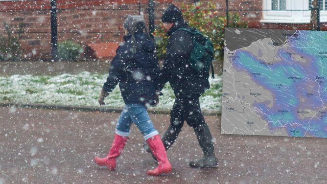 Pogoda na 5 dni: przed nami śnieżny epizod