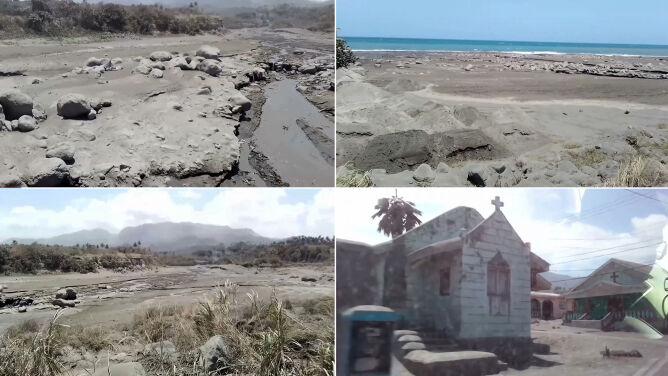 Zaledwie 52 godziny przerwy między erupcjami. <br />La Soufriere wciąż jest niebezpieczny