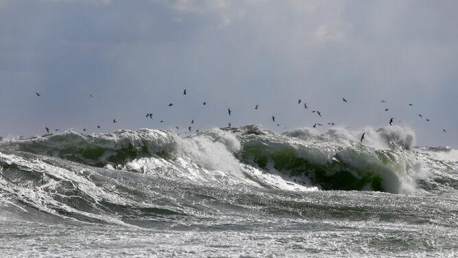 Alert hydrologiczny drugiego stopnia na Pomorzu Zachodnim