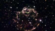 Pozostałości po wybuchu supernowej Cassiopeia A