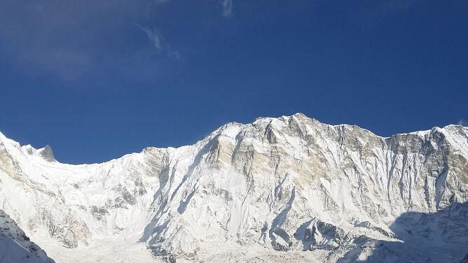 W Himalajach zeszła lawina. <br />Siedem zaginionych osób
