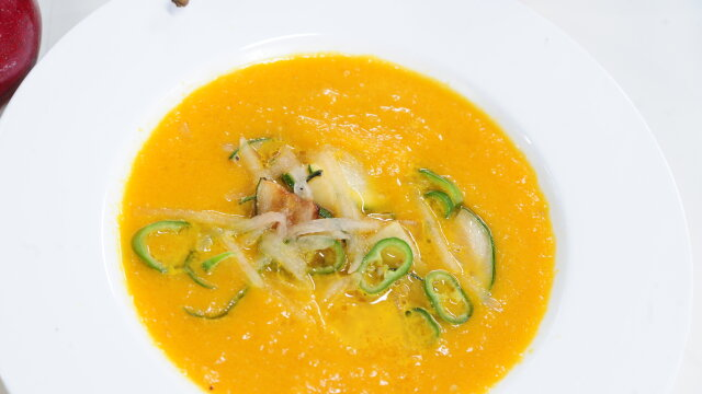 Zupa Z Papryki I Cukinii Przepis Gotuj Z Pasja Z Kulinarnymi